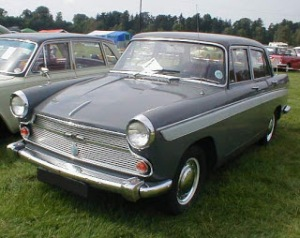 old Austin A60 Cambridge