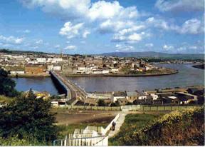 old Craigavon Bridge, Derry 1962