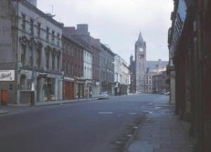old Foyle Street  sixties 1964 - Copy