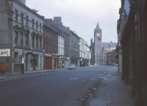 old Foyle Street  sixties 1964