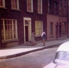 old Pump Street Flats 1966