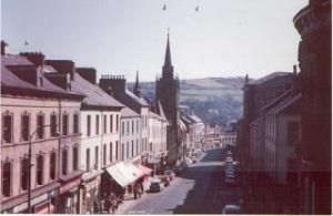 old Top of Carlisle Road 1984