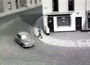 OLDDerryWaterside corner of Clooney terrace and Glendermott Road 1963